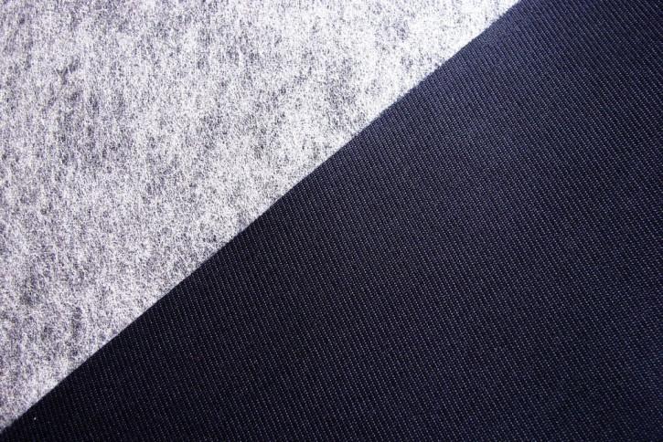 1m Klebe-Laminat für BH`s in abend-blau Fb0810