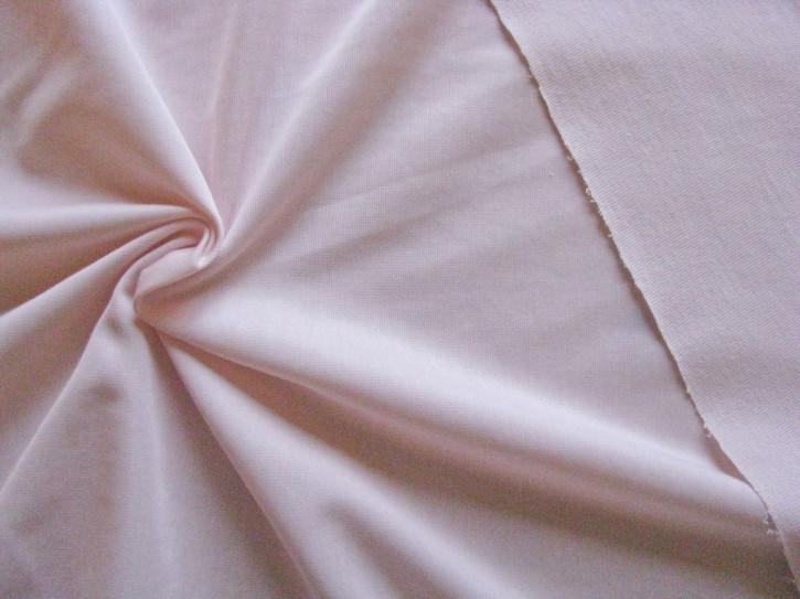 Cotton-PES-Wirkware in baby-rosa Fb0082