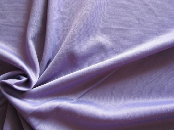 1m quer-elast. Cotton-PES-Wirkware in milka-lila Fb0009