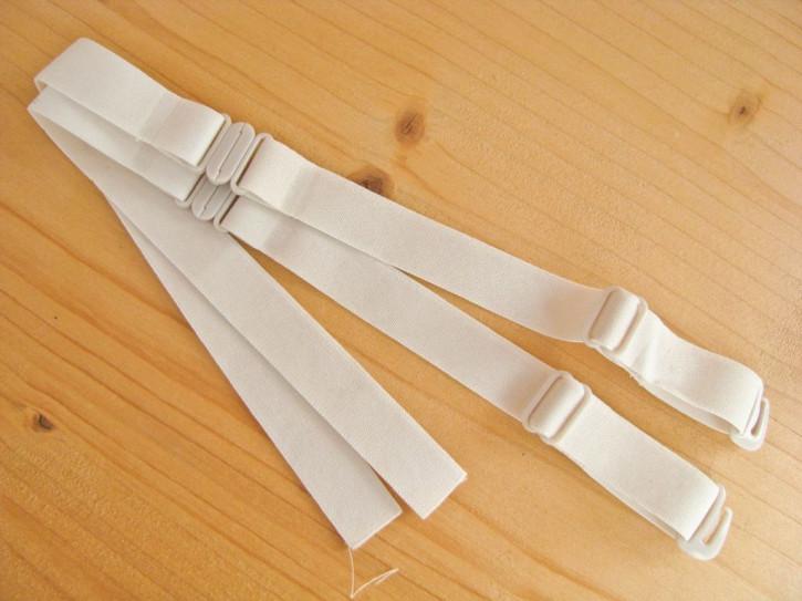 1 Paar Multifunktions-Träger in off-white/helles ecru Fb1000