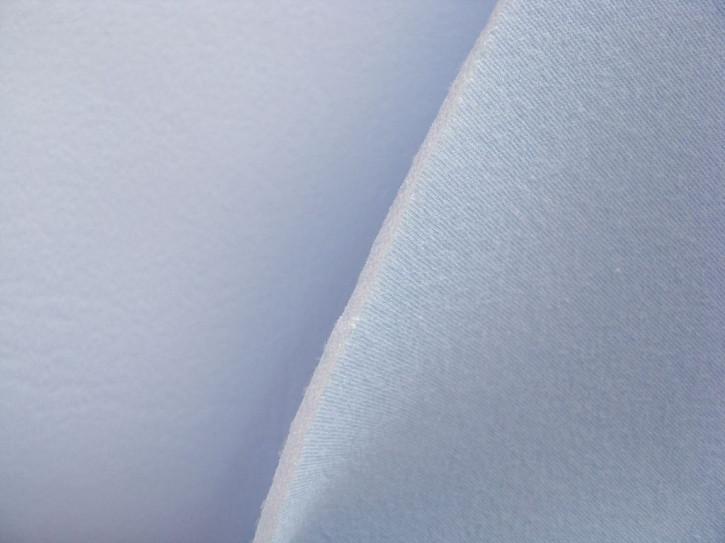 1 Stk. Schaumstoff für BH`s in himmel-blau Fb0814