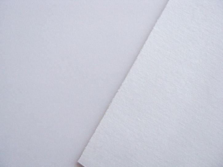 1Stk. Schaumstoff/Laminat für BH`s in rein-weiß Fb2000