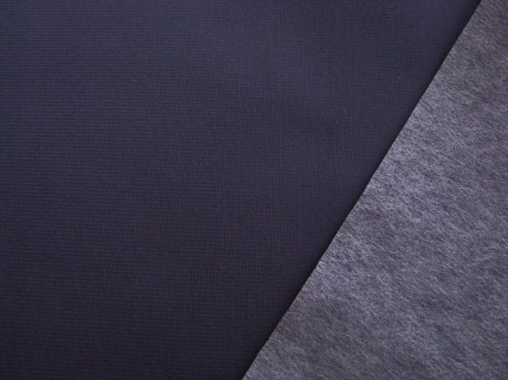 1Stk. Klebe-Laminat für BH`s in dunklem perl-lila Fb0579