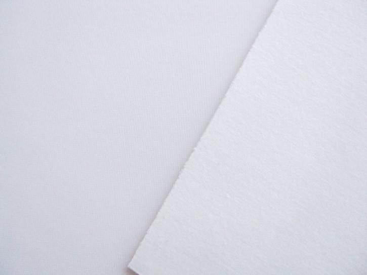 1m Schaumstoff/Laminat für BH`s in rein-weiß Fb2000