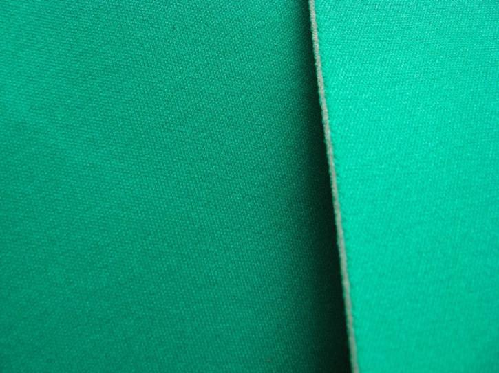 1m Schaumstoff für BH`s in smaragd-grün Fb0222