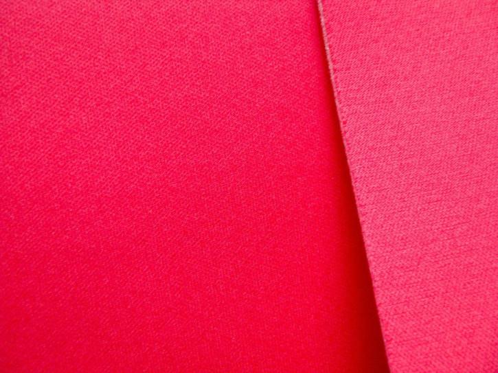 1m Schaumstoff für BH`s in kirsch-rot Fb0504