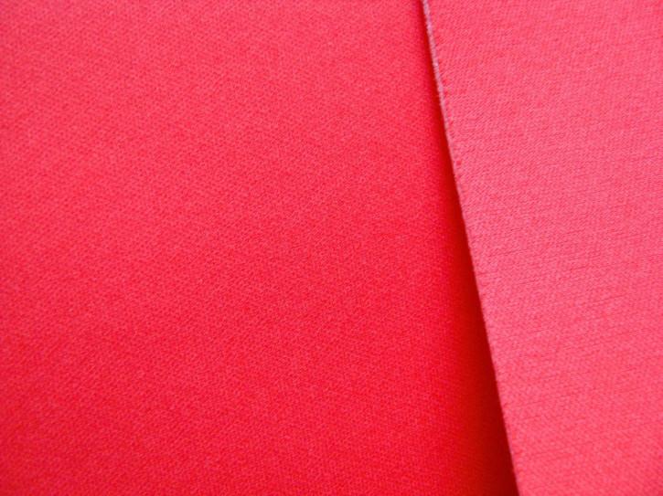 1m Schaumstoff für BH`s in mohn-rot Fb0102