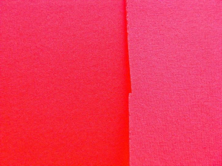1m Schaumstoff für BH`s in pinkigem Neon-rot