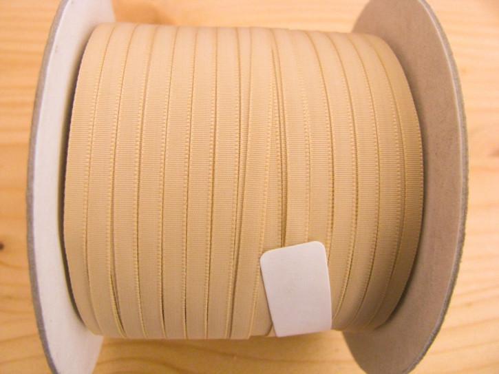 200m/1 Rolle Schleifchenband in jaune Fb1384
