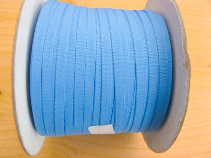 200m/1 Rolle Schleifchenband in h.gobelin-blau Fb1317