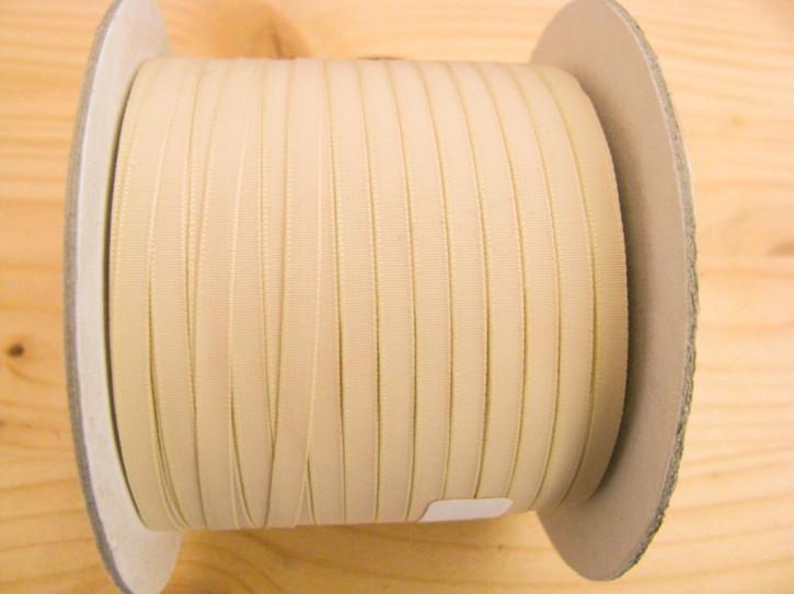 200m/1 Rolle Schleifchenband in sand Fb1386
