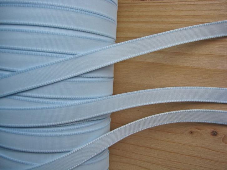 150m/1 Rolle Schleifchen-/Dekoband in baby-blau Fb0818