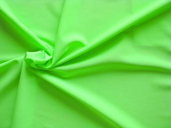 1m bi-elastische Microfaser in neon-grün Fb1309 (S)