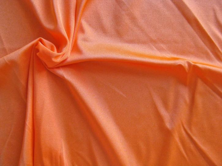 1m bi-elastische Microfaser in orange Fb1335