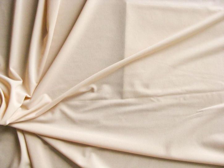 1m bi-elastischer Sensitiv-Lycra in heller hautfarbe/hell-beige Fb0097