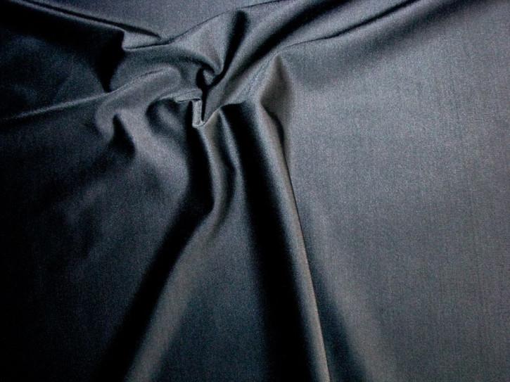 1m bi-elastische Microfaser in schwarz Fb4000 glänzend (S)