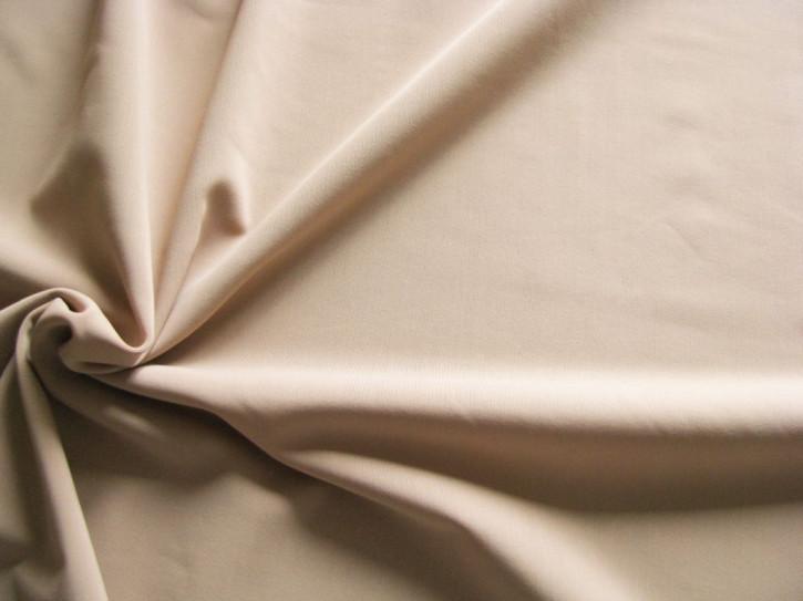 bi-elastische Microfaser in hell-beige Fb0538