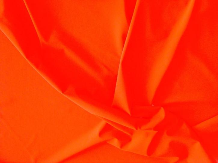 1m bi-elastische Microfaser in neon-orange Fb1335 - neon