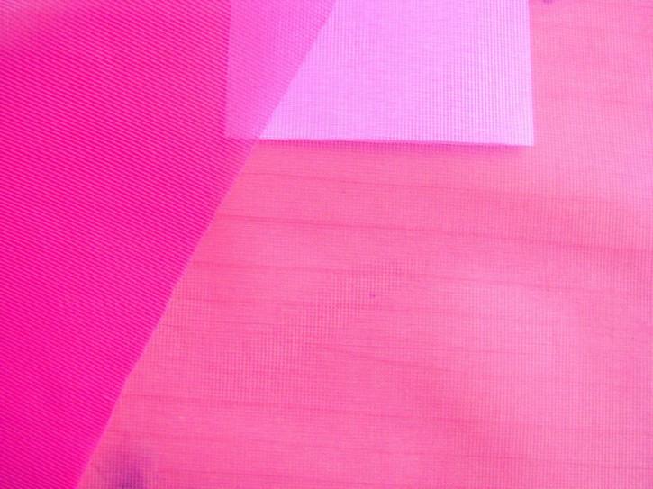 1 Stk. Mittelteil unelastisch in lip-stick/leuchtendes pink Fb1417