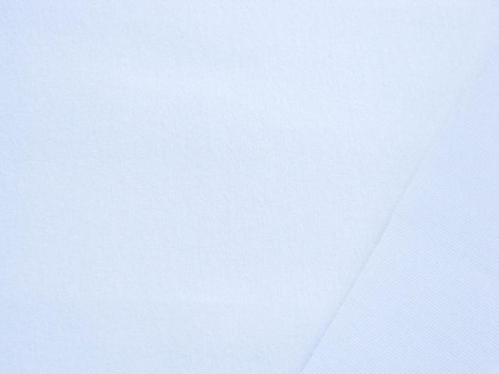 1m hochwertiger BW-Miederstoff in rein-weiß Fb2000