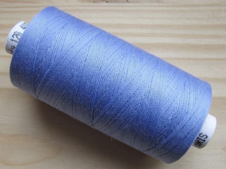 1 Spule Nähgarn in puderblau Fb1464