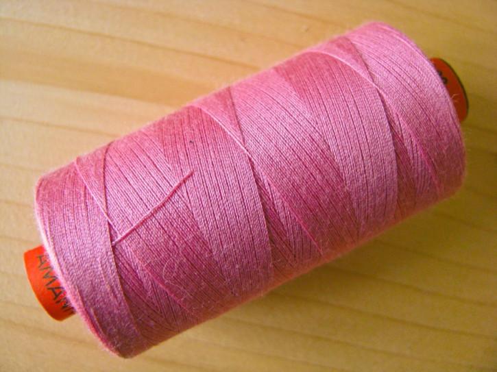 1 Spule AMANN rasant Nähgarn in pinkigem rosè Fb1430