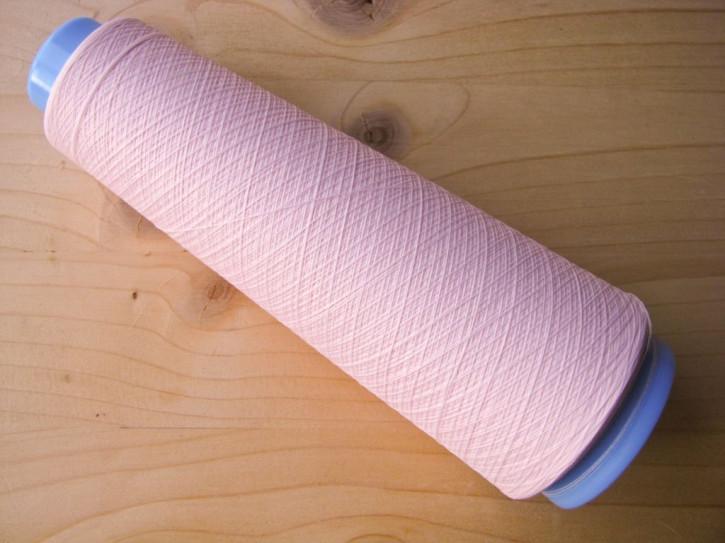 1 Kone AMANN sabatex Bauschgarn in einem Hauch von puder-rosa Fb1063