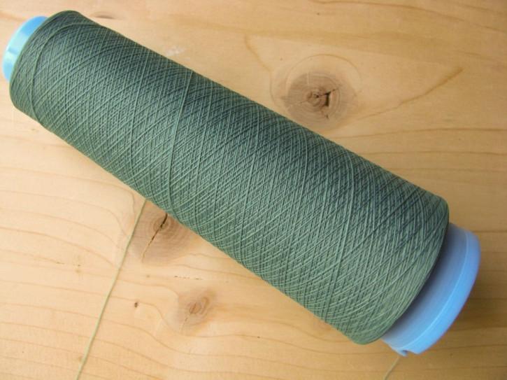 1 Kone AMANN sabatex Bauschgarn in hellem, leicht bläulichem grün Fb1472