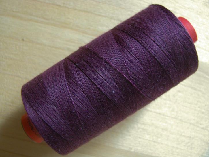 1 Spule AMANN rasant Nähgarn in heidelbeer Fb0108