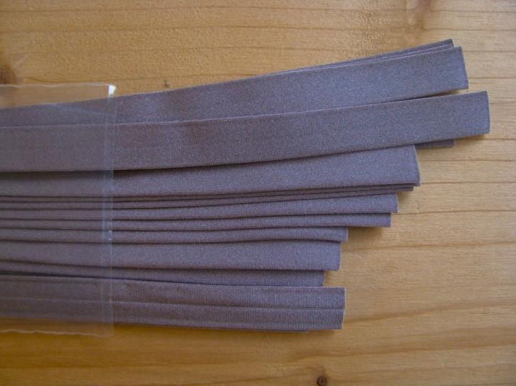 10 Paar/20 Stk. Träger in coffee-sugar/taupe Fb1230