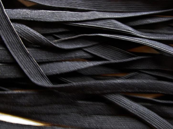 6m Paspelgummi in schwarz Fb4000