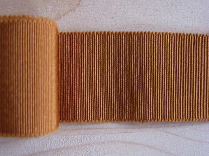 5m Ripsband/Gurtband in arnica Fb0899