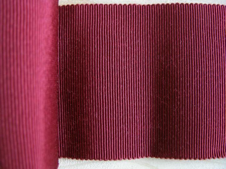 5m Ripsband/Gurtband in burgund Fb0109