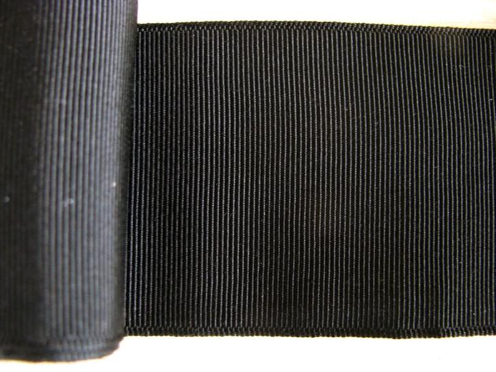 5m Ripsband/Gurtband in schwarz Fb4000