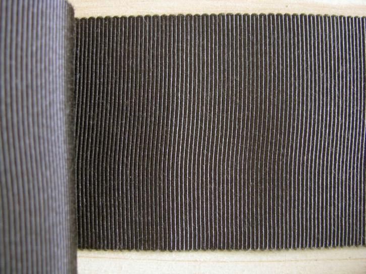 5m Ripsband/Gurtband in marengo-grau Fb0416