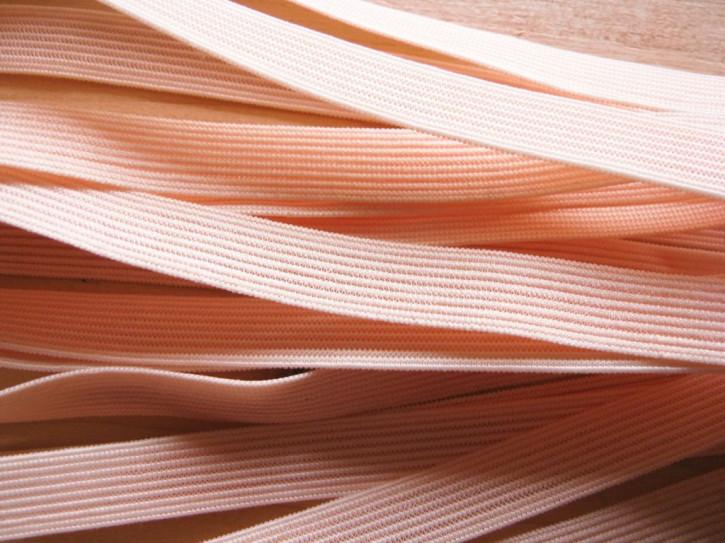 6m zarter Dekollete-Gummi in h.mandarin Fb0134