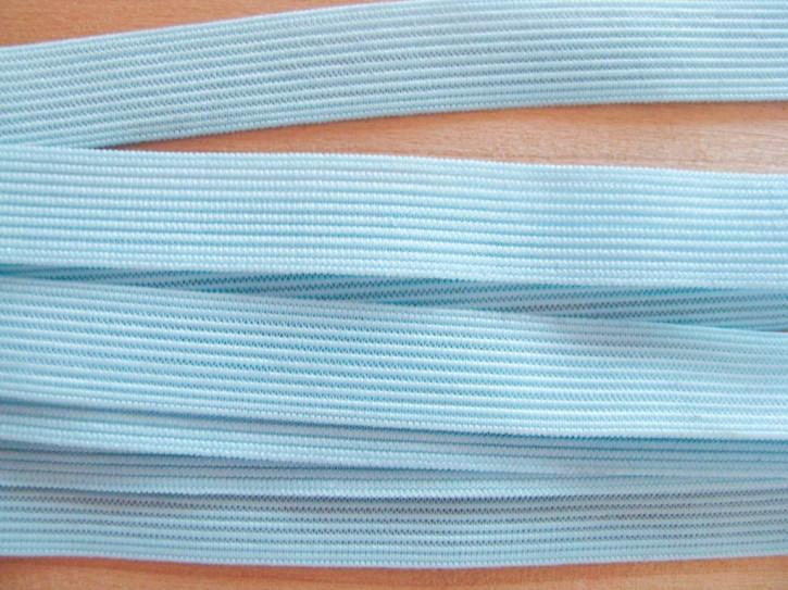 6m zarter Dekollete-Gummi in baby-blau Fb0818