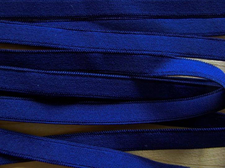6m zarter Velour-Gummi in kadetten-blau Fb0014
