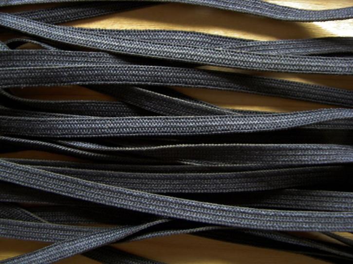 10m zarter Dekollete-Gummi in schiefer-grau Fb1452