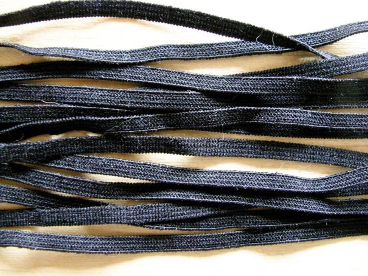 10m zarter Dekollete-Gummi in schwarz Fb4000