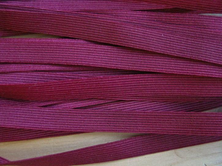 6m zarter Dekollete-Gummi in strawberry Fb1416