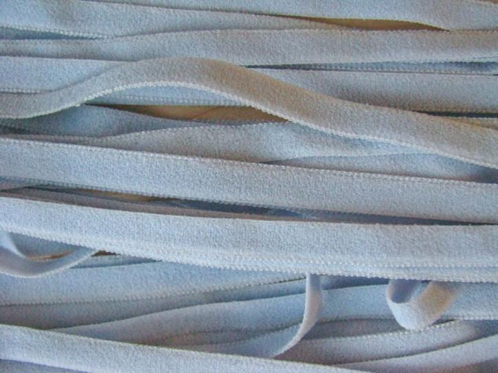 10m zarter Wäsche-Gummi in baby-blau Fb0818
