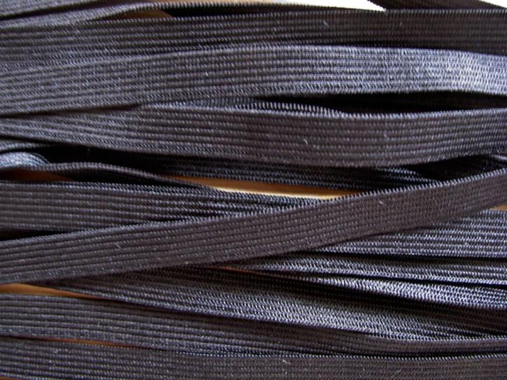 6m zarter Dekollete-Gummi in schwarz Fb4000