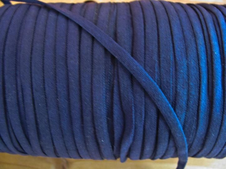 10m zartes Gummibändchen in rojal-blau Fb0016