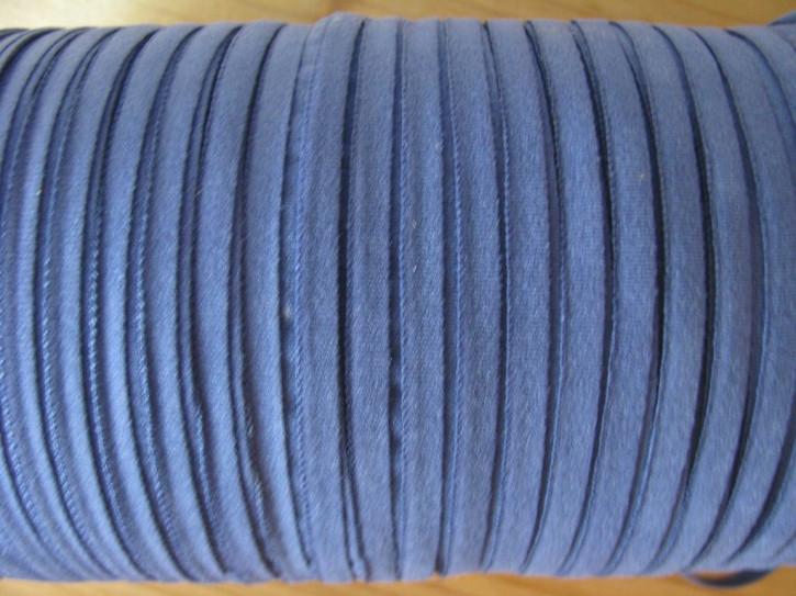 10m zartes Gummibändchen in h.jeans-blau Fb1467