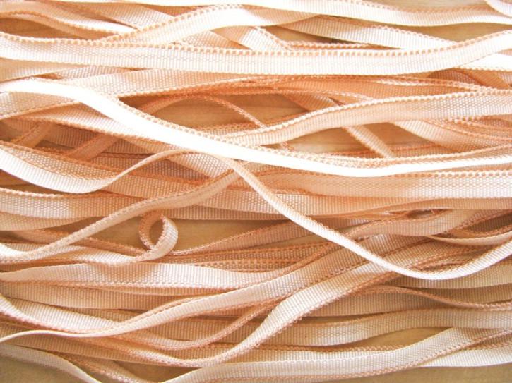 10m zartes Gummibändchen in sahara-beige Fb1163
