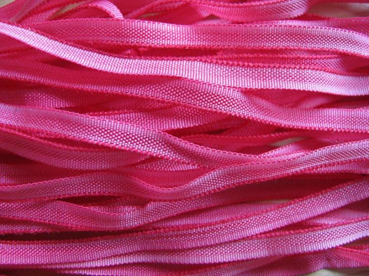 10m zartes Gummibändchen in lip-stick Fb1420