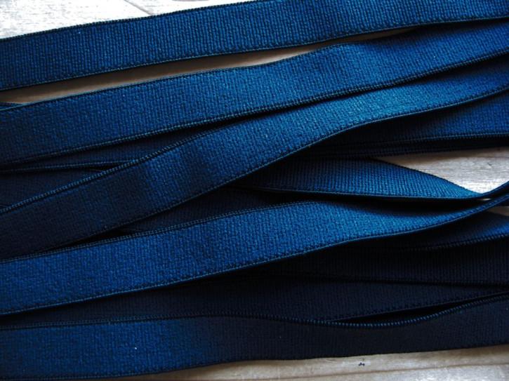 5m Velour-Träger-Gummi in nautic-blau Fb1465
