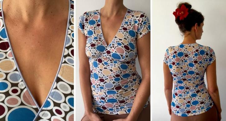 Süßes Shirt in schönem Design
