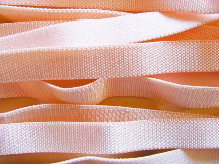 5m Satin-Träger-Gummi in mandarin Fb0134